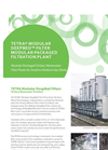 TETRA DeepBed - Model MDBF - Skid-Mounted Filtration System - Brochure