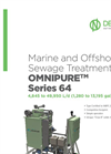 Omnipuretm - Series 64 - Marine and Offshore Sewage Treatment System - Technical Brochure