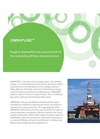 Omnipure - Model Series MC-MX - Marine Sewage Treatment System - Brochure