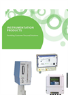 De Nora Instrumentation Solutions Overview - Brochure