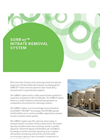 SORB - Model 07 - Nitrate Removal System - Brochure