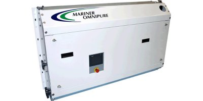 Mariner Omnipure - Model Series M55 - Marine Sewage Treatment System