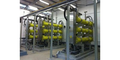 De Nora Seaclor - Standard and Preferred Electrochlorination Unit