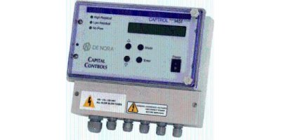 Capital Controls - Gas Feed Disinfection System