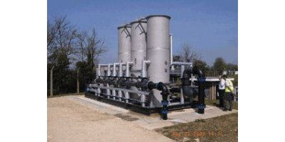TETRA DeepBed - Model MDBF - Skid-Mounted Filtration System