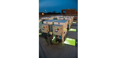 MicroDynamics - Model Series OCS660 - Open Channel Wastewater Microwave UV System