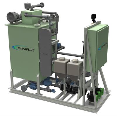 Omnipure - Model Series 64 - Marine Sewage Treatment Systems