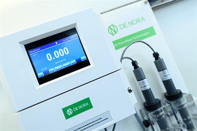 De Nora Capital Controls MicroChem - Model 3 - Analyzer & Controller System