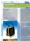 Aquarius - High Capacity Ozone Generator Brochure