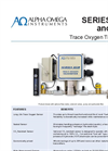 AOI - Model Series 3500 - Loop Powered Trace Oxygen Transmitter - Data Sheet