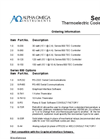 Series 800 Thermoelectric Cooler Controller Product Configurator