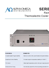 AOC - Model Series 850 - Rack-Mounted Thermoelectric Cooler Controlle - Data Sheet