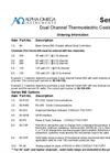 Series 860 Dual Channel Thermoelectric Cooler Controller Product Configurator