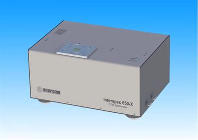 Interspec - Model 650-X - Compact FTIR Spectrometer