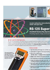 Super-SPEC - Model RS-125 - Handheld Radiation Detector Brochure