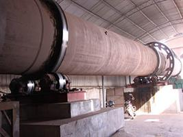 Rotary Kiln for Lightweight Aggregate