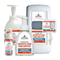 Artemis - Model AHS5048 - Antiseptic Foam Hand Sanitizer