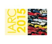 15th International Automobile Recycling Congress – IARC 2015