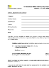 IARC 2012 - Exhibition order form