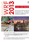 WRF 2013 - Call for papers Brochure