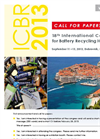 ICBR 2013 - Call for Papers Brochure
