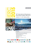 14th International Electronics Recycling Congress IERC 2015 - Brochure