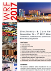 Electronics & Cars Recycling WRF 2017 - Brochure