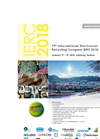 17th International Electronics Recycling Congress IERC - 2018 - Congress Brochure