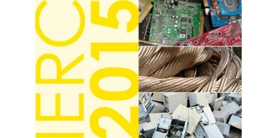 14th International Electronics Recycling Congress IERC 2015