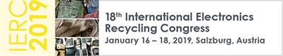 18th International Electronics Recycling Congress IERC 2019