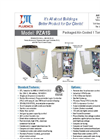 J&M Fluidics - Model PZA1S - Air-Cooled Scroll Chiller Brochure