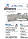 J&M Fluidics - Model PSA16D - Air-Cooled Semi-Hermetic Chillers Brochure