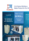 JM Fluidics - Model PZWT9S15 - Water-Cooled Scroll Process Chillers Brochure