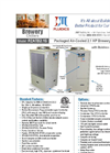 JM Fluidics - Model PZATB2.1S - Packaged Air-Cooled Brewery Chiller Brochure