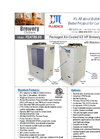 JM Fluidics - Model PZATB5.5S - Packaged Air-Cooled Brewery Chiller Brochure