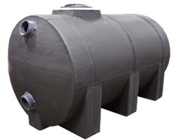 JM Fluidics - Model RRT200 - Outdoor Rated External tank / Pump