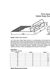 Model MSE - Stable Slope Walls System Brochure
