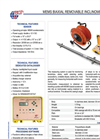 Mems Biaxial Removable Inclinometer System Brochure