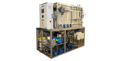 akvoFloat - Flotation-Filtration Process Technology