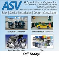 Air Specialists of Virginia, Inc.