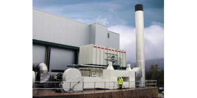 Air pollution control for the food and bakery industry