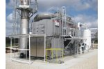 Air pollution control for the natural gas processing industry