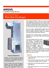 Anguil`s Plate Type Heat Exchanger Brochure