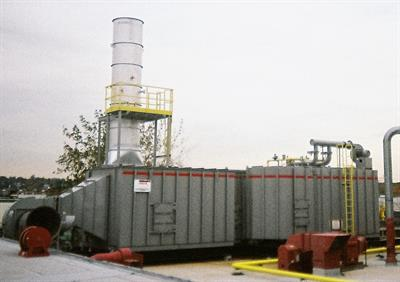 Thermal Recuperative Oxidizer-3