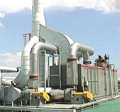 Thermal Recuperative Oxidizer-2