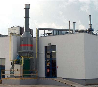 Direct Fired Thermal Oxidizer-3