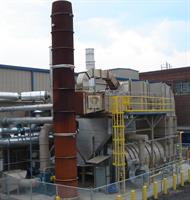 Direct Fired Thermal Oxidizer-1