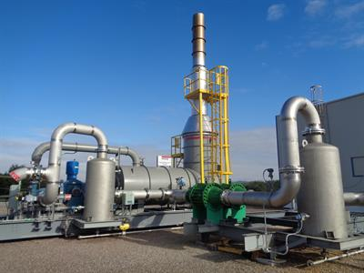 Off-Gas Treatment Systems-2