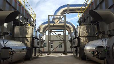 Anguil - Off-Gas Treatment Systems