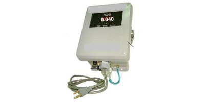 VTI - Model 2166 - Carbon Dioxide Monitor